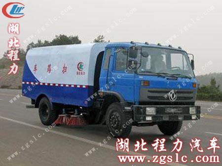東風153多功能掃路車